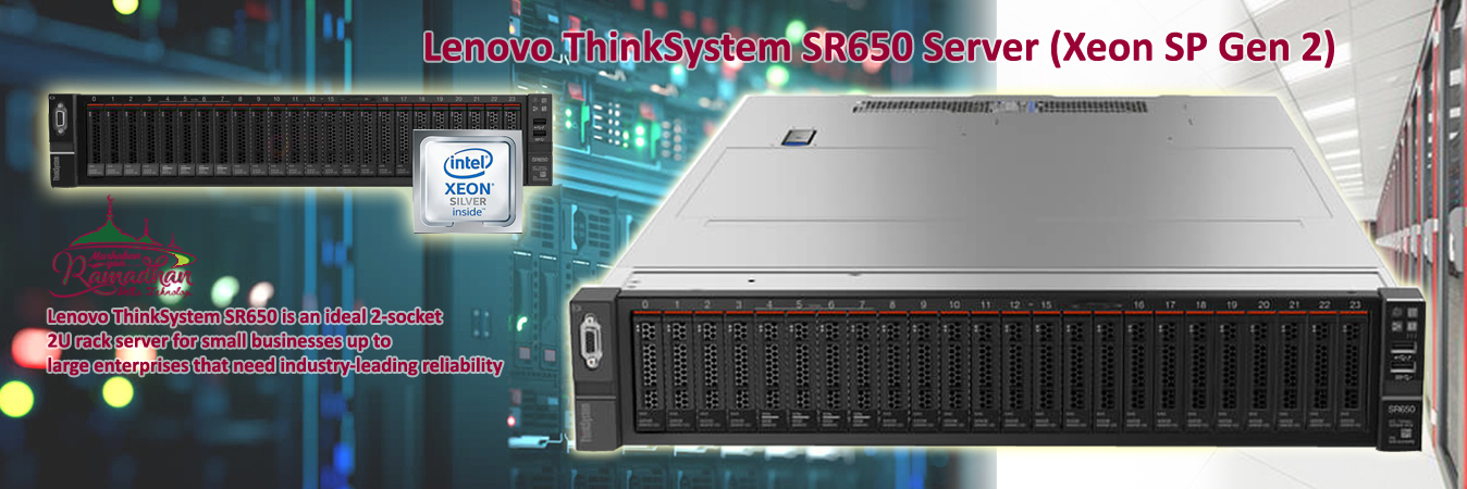 Lenovo Thinksystem SR650