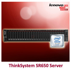 ThinkSystem SR650 Server