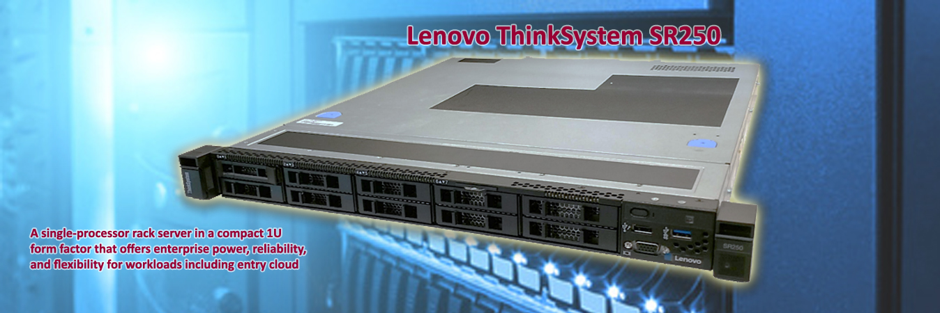Lenovo Thinksystem SR250